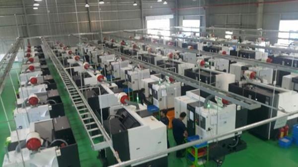 베트남 공장 모습